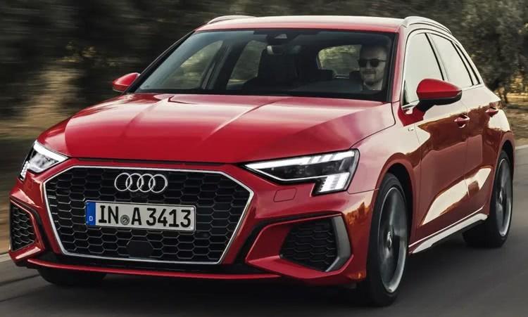 audi-a3-sedan Lançamentos de Carros da AUDI para 2022