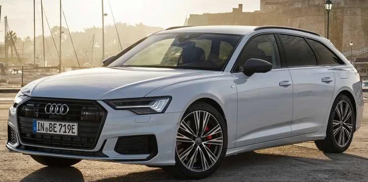 audi-a6 Lançamentos de Carros da AUDI para 2022
