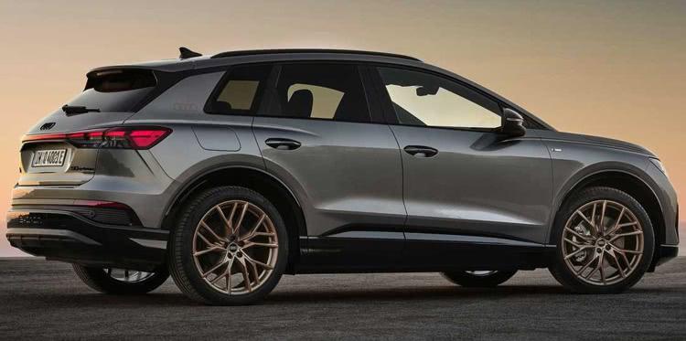 audi-e-tron-eletrico AUDI E-Tron 2022 – Carro Elétrico da Audi