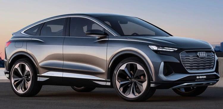 audi-e-tron AUDI E-Tron 2022 – Carro Elétrico da Audi