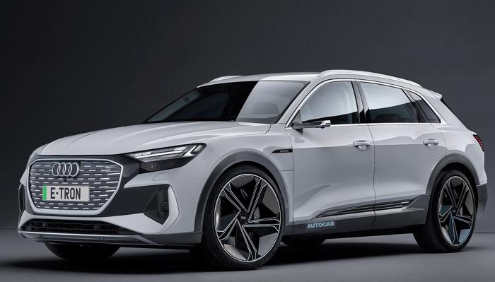 audi-etron AUDI E-Tron 2022 – Carro Elétrico da Audi