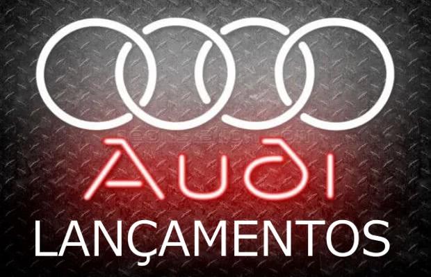 lancamentos-audi Lançamentos de Carros da AUDI para 2022